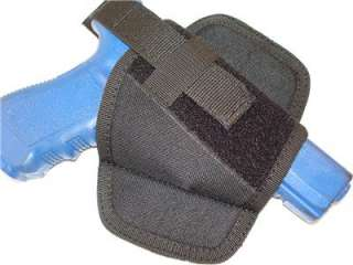 PANCAKE SLIDE BELT HOLSTER 4 S&W M&P 9 40 45 & SD
