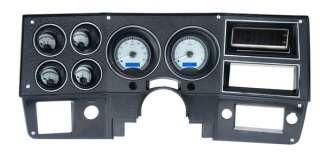 19 73  87 Chevy / GMC Pickup Truck VHX Instruments