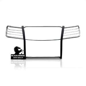 Black Horse Stainless Steel Grill Guard 02 06 Cadillac