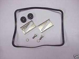 Lowrance IDA 5 In Dash Mounting Kit, New From Old Stock