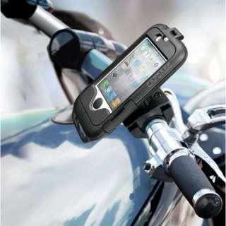 Capdase Xplorer Pebbo Weather Waterproof Case Motorcycle Mount for