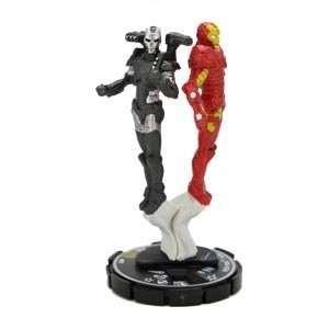 HeroClix Iron Man/ War Machine # 59 (Uncommon)   Web of