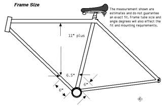 EPA 66cc / 80cc Motorized Bicycle Bike Motor Kit Engine