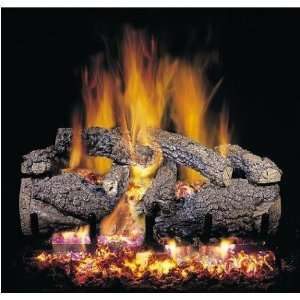 Peterson Real Fyre 30 Inch Noble Oak Vented Propane Gas Log Set W/ G4