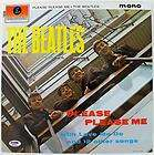 PAUL MCCARTNEY BEATLES PLEASE ME SIGNED ALBUM COVER W/