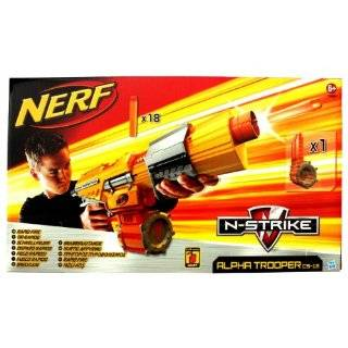 Nerf N Strike Alpha Trooper CS 18 by Hasbro