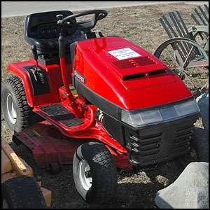 Snapper LT155H 42BBV 42 Riding Lawn Mower Garden Tractor • PICKUP