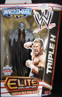 WWE BEST OF PAY PER VIEW ELITE EXCLUSIVE TOY WRESTLING ACTION FIGURE