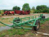 Round Bale Hay Mover/Wagon/Carrier/Hauler/Trailer