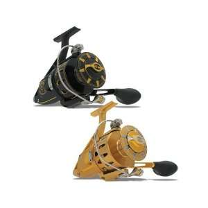 Penn Torque Spinning Reels: Sports & Outdoors