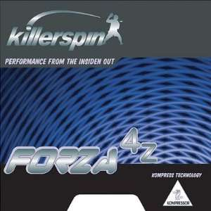 Killerspin 417   X Forza 4Z Table Tennis Blade Rubber