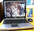 TOSHIBA TECRA M5 LAPTOP DUAL CORE 640GB 4GB DVD UBUNTU LINUX / 3 YEAR
