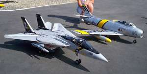 F14 TOMCAT RC JET with TWIN 70mm DUCTED FANS F16 F18 F4 PNP VERSION